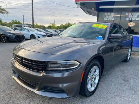 2019 Dodge Charger for sale at Cow Boys Auto Sales LLC in Garland TX