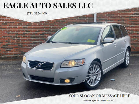 2009 Volvo V50 for sale at Eagle Auto Sales LLC in Holbrook MA