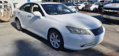 2007 Lexus ES 350 for sale at Auto Land in Ontario CA