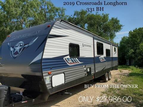 2019 Crossroads Longhorn for sale at RV Wheelator in North America AZ