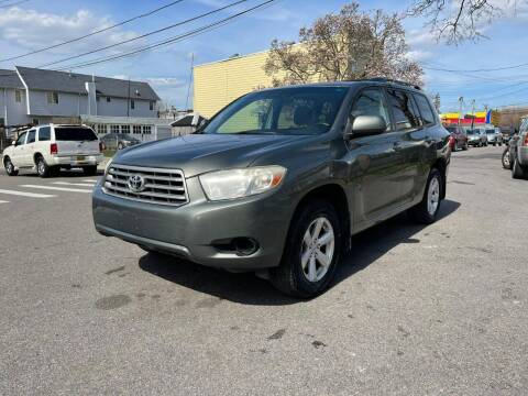 2009 Toyota Highlander for sale at Kapos Auto, Inc. in Ridgewood, Queens NY