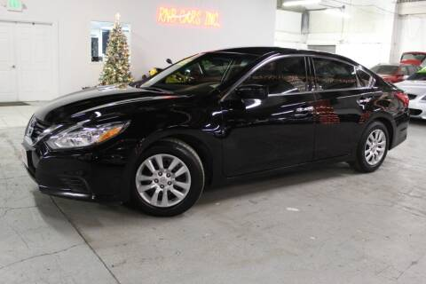2017 Nissan Altima for sale at R n B Cars Inc. in Denver CO