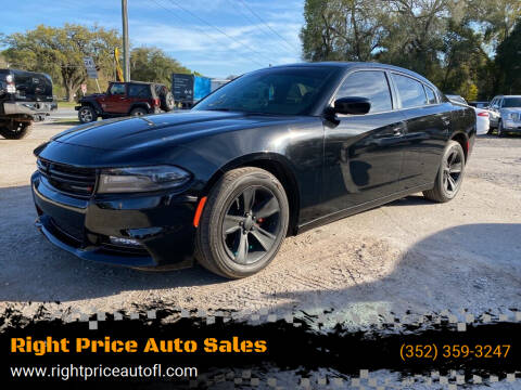 2015 Dodge Charger for sale at Right Price Auto Sales in Waldo FL