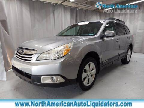 2011 Subaru Outback for sale at North American Auto Liquidators in Essington PA