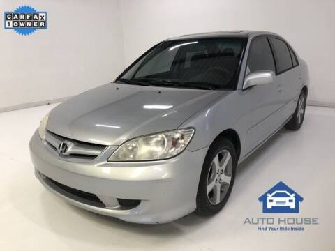 2004 Honda Civic for sale at AUTO HOUSE PHOENIX in Peoria AZ