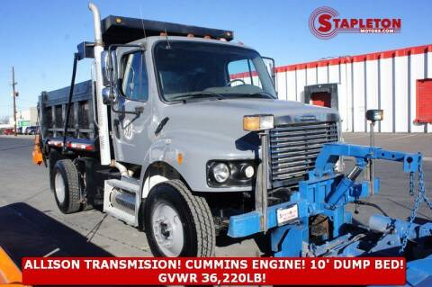 2009 Freightliner M2 106 for sale at STAPLETON MOTORS in Commerce City CO