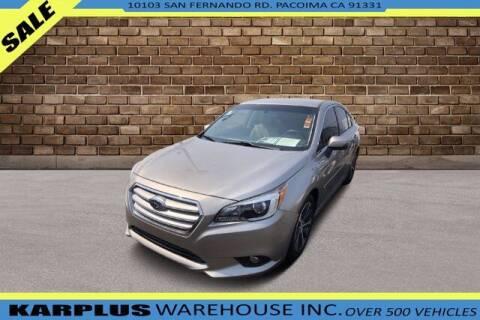 2015 Subaru Legacy for sale at Karplus Warehouse in Pacoima CA