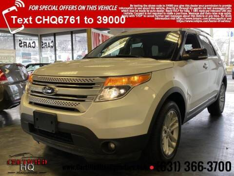 2014 Ford Explorer for sale at CERTIFIED HEADQUARTERS in St James NY