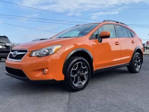 2014 Subaru XV Crosstrek for sale at Clear Choice Auto Sales in Mechanicsburg PA