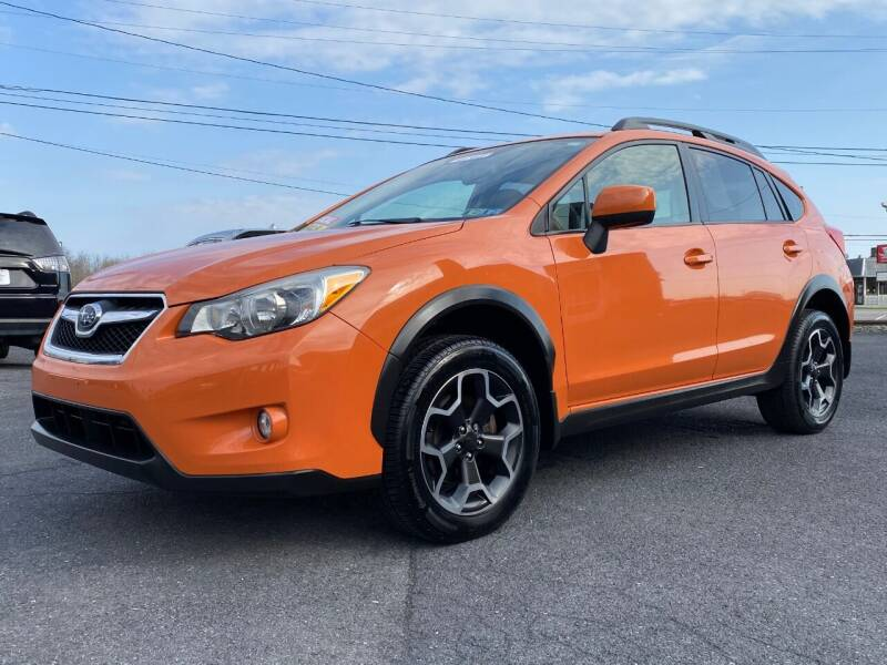 2014 Subaru XV Crosstrek for sale at Clear Choice Auto Sales in Mechanicsburg PA