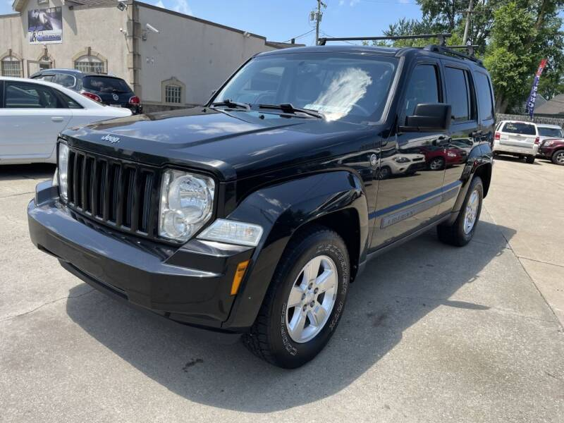 2012 Jeep Liberty for sale at T & G / Auto4wholesale in Parma OH