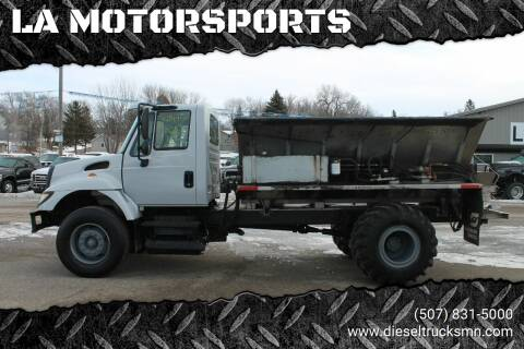 2007 International WorkStar 7400 for sale at LA MOTORSPORTS in Windom MN