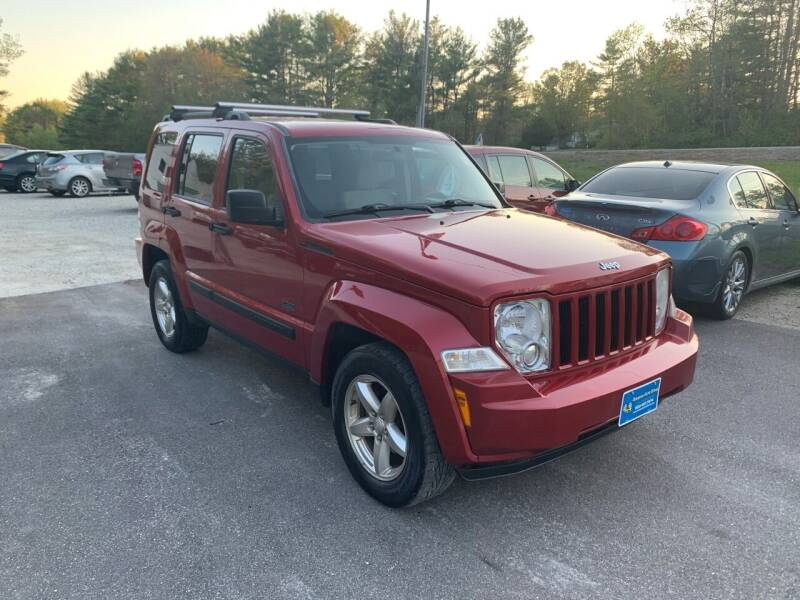 2009 Jeep Liberty for sale at Advance Auto Group, LLC in Chichester NH