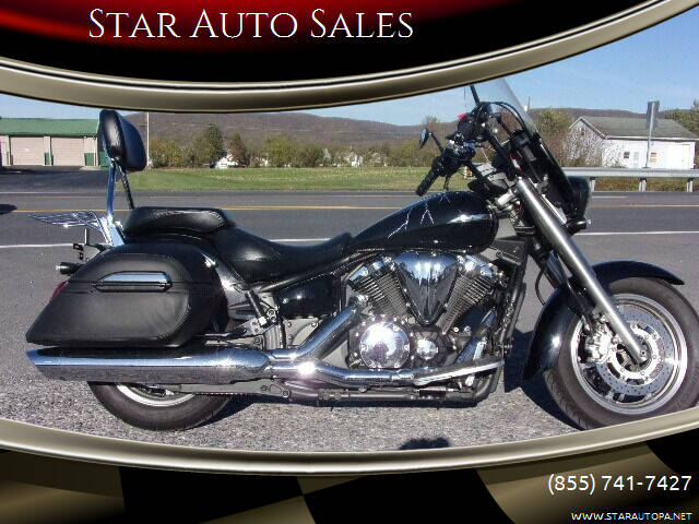 2007 Yamaha V-Star for sale at Star Auto Sales in Fayetteville PA