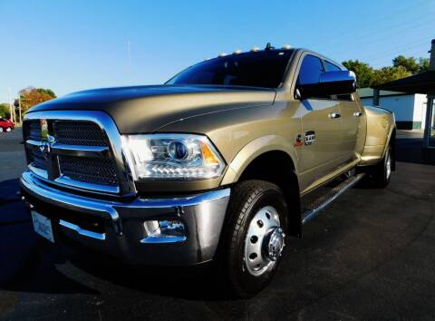 2014 RAM Ram Pickup 3500 for sale at PREMIER AUTO SALES in Carthage MO