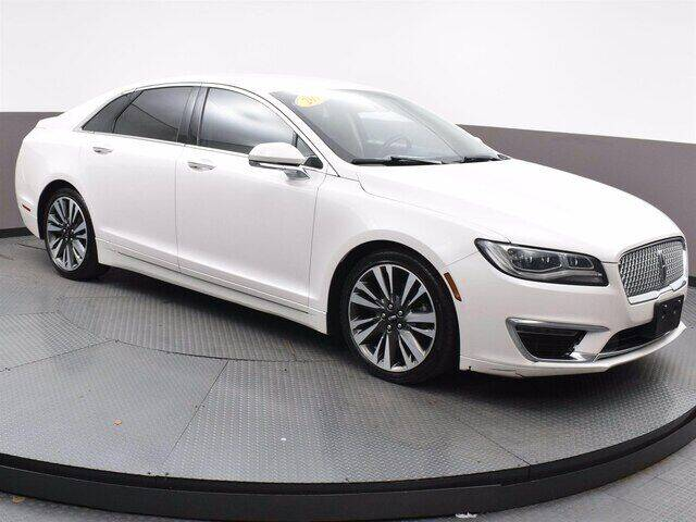 2017 Lincoln MKZ for sale at Hickory Used Car Superstore in Hickory NC