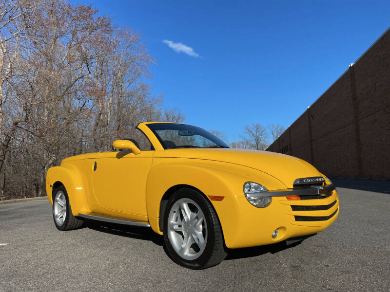 2004 Chevrolet SSR for sale at Vantage Auto Wholesale in Lodi NJ