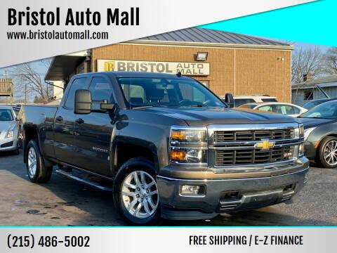 2014 Chevrolet Silverado 1500 for sale at Bristol Auto Mall in Levittown PA
