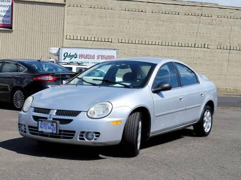 2005 Dodge Neon for sale at Aberdeen Auto Sales in Aberdeen WA