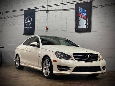 2012 Mercedes-Benz C-Class for sale at FALCON AUTO BROKERS LLC in Orlando FL