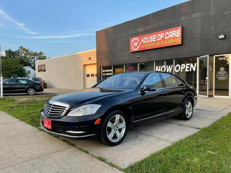 2010 Mercedes-Benz S-Class for sale at HOUSE OF CARS CT in Meriden CT