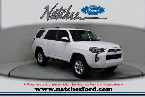 2020 Toyota 4Runner for sale at Auto Group South - Natchez Ford Lincoln in Natchez MS