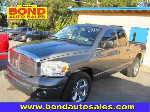 2007 Dodge Ram Pickup 1500 for sale at Bond Auto Sales in St Petersburg FL