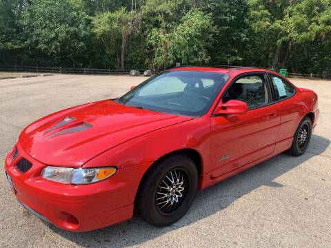 2001 Pontiac Grand Prix for sale at CPM Motors Inc in Elgin IL