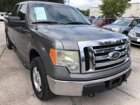 2009 Ford F-150 for sale at PRESTIGE AUTOPLEX LLC in Austin TX