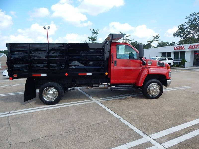 2006 Chevrolet C4500 for sale at Vail Automotive in Norfolk VA