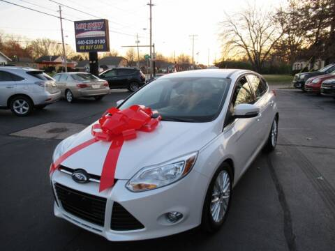 2012 Ford Focus for sale at Lake County Auto Sales in Painesville OH