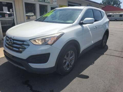 2014 Hyundai Santa Fe Sport for sale at Bailey Family Auto Sales in Lincoln AR