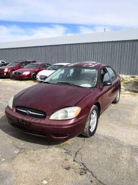 2005 Ford Taurus for sale at Bretz Inc in Dighton KS