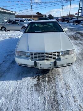 1995 Cadillac Seville for sale at Engels Autos Inc in Ramsey MN