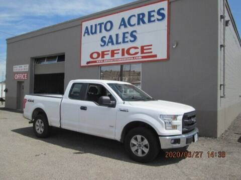 2015 Ford F-150 for sale at Auto Acres in Billings MT