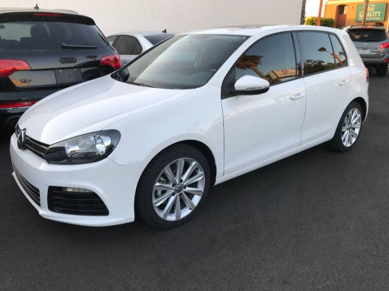 2014 Volkswagen Golf for sale at Shoppe Auto Plus in Westminster CA