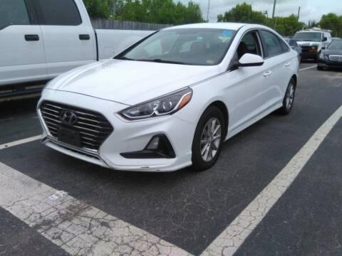 2018 Hyundai Sonata for sale at Smart Chevrolet in Madison NC