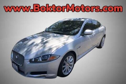 2014 Jaguar XF for sale at Boktor Motors in North Hollywood CA