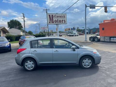 2009 Nissan Versa for sale at McCormick Motors in Decatur IL
