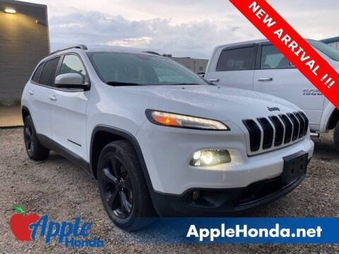 2017 Jeep Cherokee for sale at APPLE HONDA in Riverhead NY