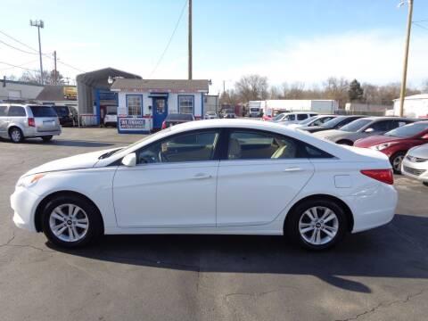2012 Hyundai Sonata for sale at Cars Unlimited Inc in Lebanon TN