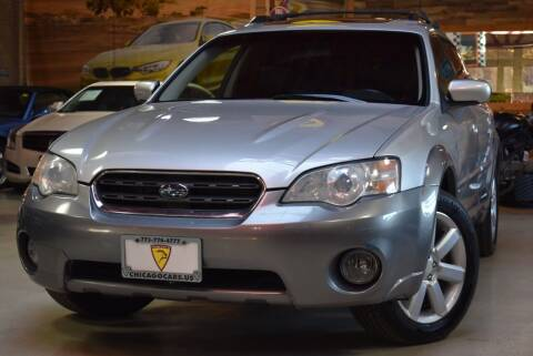 2006 Subaru Outback for sale at Chicago Cars US in Summit IL