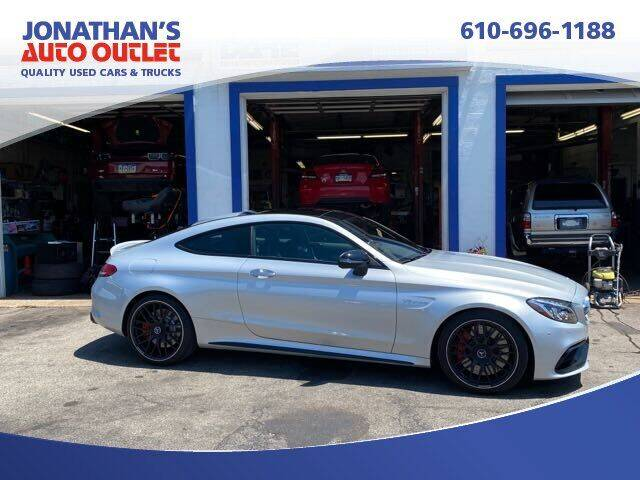 2018 Mercedes-Benz C-Class for sale in West Chester, PA