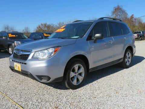 2016 Subaru Forester for sale at Low Cost Cars in Circleville OH