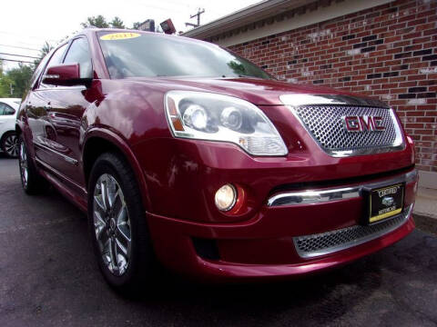 2011 GMC Acadia for sale at Certified Motorcars LLC in Franklin NH