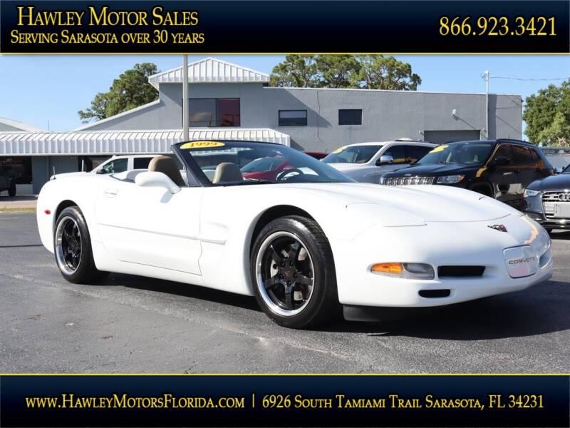 2000 Chevrolet Corvette for sale at Hawley Motor Sales in Sarasota FL