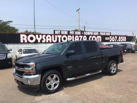 2018 Chevrolet Silverado 1500 for sale at Roy's Auto Plaza in Amarillo TX