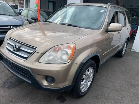 2005 Honda CR-V for sale at White River Auto Sales in New Rochelle NY