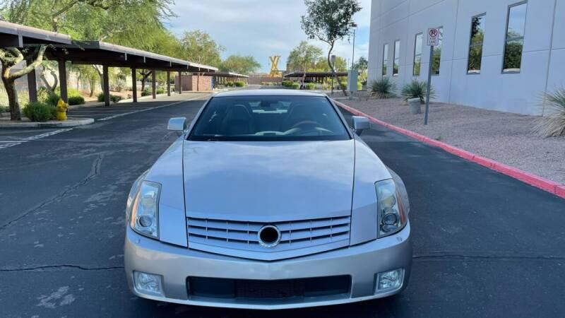 2005 Cadillac XLR for sale at Autodealz in Tempe AZ