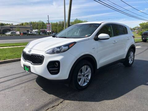 2019 Kia Sportage for sale at iCar Auto Sales in Howell NJ